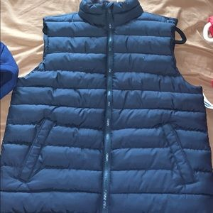 Men's Navy Blue vest